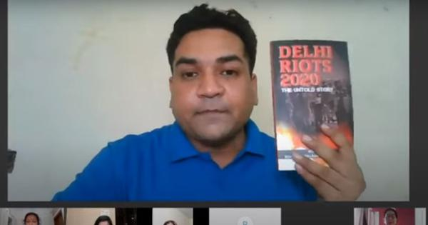 Does Bloomsbury's decision to withdraw book on Delhi riots undermine free speech? A debate ensues