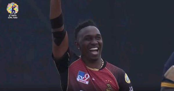 T20 history: Dwayne Bravo becomes first bowler to pick up 500 wickets in the shortest format