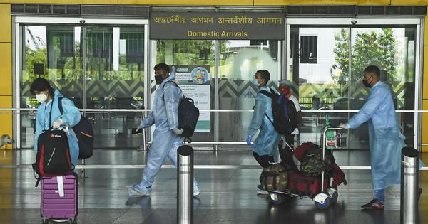 Coronavirus: Ban on international air travel extended till October 31, says DGCA