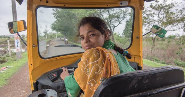 Rickshaws to the rescue: These women are on a mission to protect domestic abuse victims
