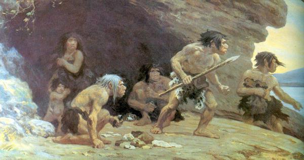 Ancient men were hunters and women were gatherers. Right? Wrong