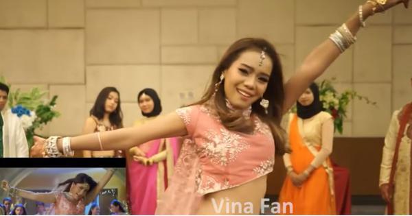 Watch: Bollywood fans in Indonesia recreate the song 'Bole Chudiyan' from 'Kabhi Khushi Kabhie Gham'