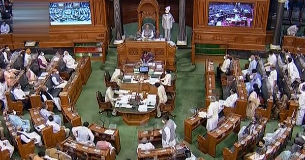 Parliament session: Government, Opposition spar in Lok Sabha over suspension of Question Hour