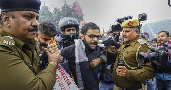 Umar Khalid's arrest: Shouldn't allow Muslims' identity to become a crime, say eminent personalities