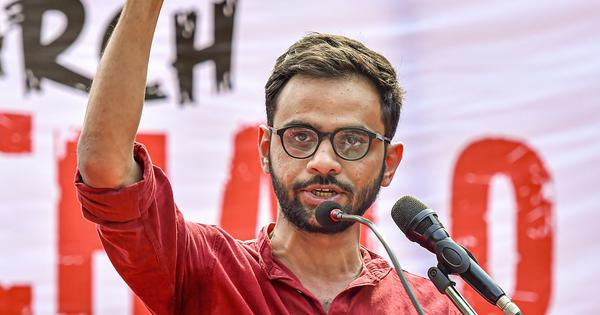 Delhi violence: Umar Khalid granted bail in Khajuri Khas case