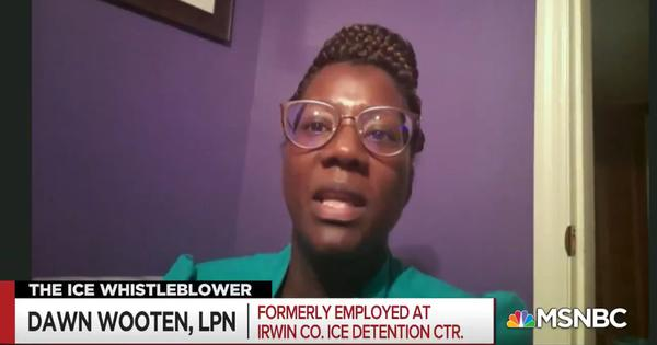 Watch: Whistleblower speaks out on forced hysterectomies at US Immigration and Customs Enforcement