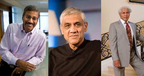 How Indian-origin businessmen fared on Forbes' '400 wealthiest Americans' 2020 list