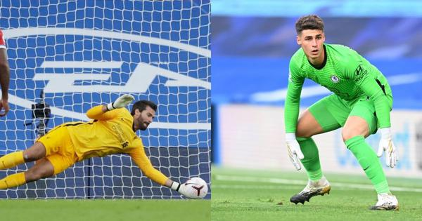 A tale of two goalkeepers: How the Chelsea-Liverpool clash was decided between the sticks