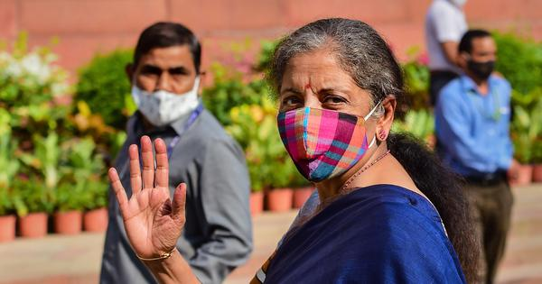 Nirmala Sitharaman is wrong. Political protest by itself is not criminal