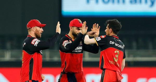 Watch: Chahal stars as stunning Sunrisers collapse hands Kohli's RCB a winning start in IPL 2020