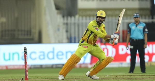 IPL 2020: Haven't batted for a long time, quarantine doesn't help, says Dhoni after loss to RR