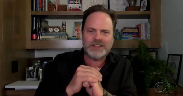 Watch: Actor Rainn Wilson imagines what Dwight from 'The Office' would be like during the pandemic