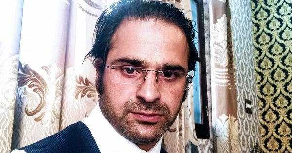 As maverick Kashmiri lawyer is shot dead in his home, family say they have no faith in investigation