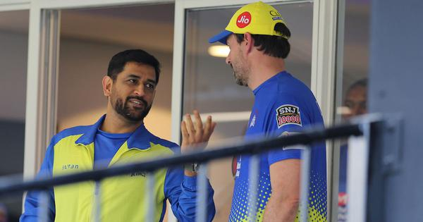 We are a 'little bit muddled' at the moment: CSK coach Fleming after second defeat