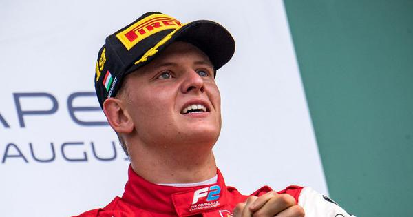 Chasing this dream since I was three years old: Mick Schumacher looks forward to Formula One journey