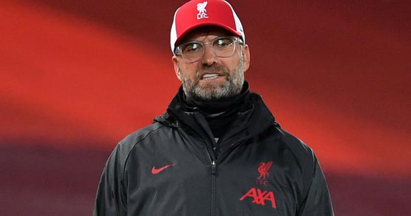 Not sure we'll finish season with 11 fit players: Liverpool boss Jurgen Klopp slams fixture pile-up