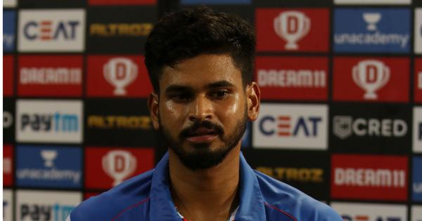 IPL 2020: Delhi Capitals captain Shreyas Iyer fined Rs 12 lakh for slow over-rate against Sunrisers