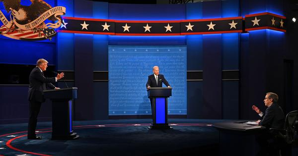 2020 US elections: Trump refuses to condemn white supremacists in presidential debate against Biden