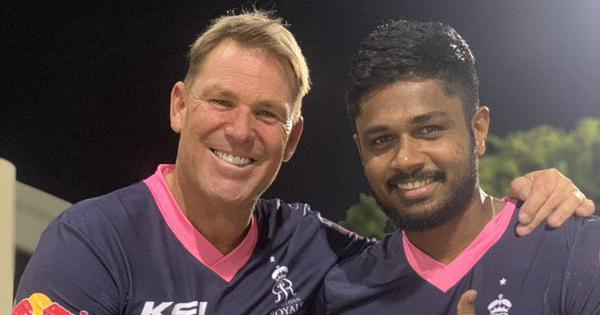 IPL 2020: Have seen many talented cricketers but Sanju Samson is something else, says Shane Warne