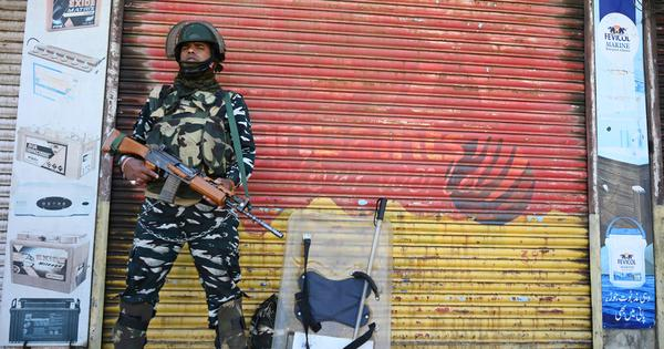 Shopian encounter: Army captain staged encounter for Rs 20 lakh reward, say police in chargesheet