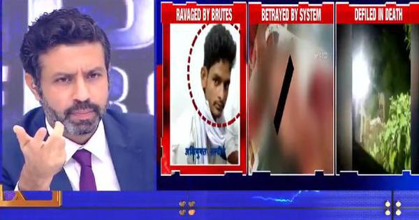 'He's hinting at an encounter. This is 21st century India': Times Now anchor on BJP leader's comment