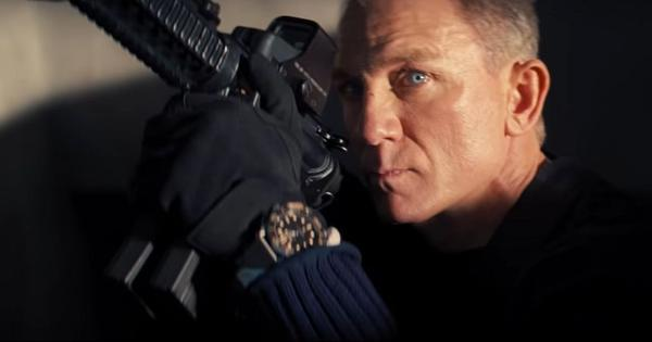 James Bond movie 'No Time to Die' postponed to April 2021