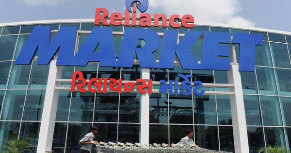 With or without the Future Group deal, Reliance is ahead of Amazon in India's retail industry