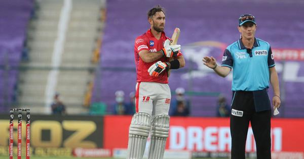 He's in the media to make such statements: Maxwell brushes aside Sehwag's 'cheerleader' IPL jibe