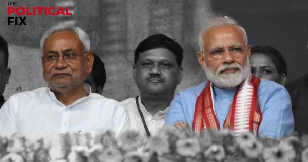 The Political Fix: Will BJP's 'insider trading' in the Bihar elections leave Nitish Kumar stranded?