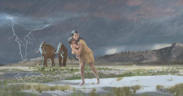 Fossil footprints of a mother, child reveal the story behind the longest known prehistoric journey