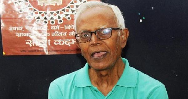 Jailed activist Stan Swamy has spent half a century making Adivasi struggles his own