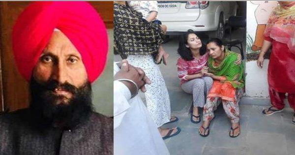 Shaurya Chakra winner Balwinder Singh shot dead in Punjab's Tarn Taran, CM orders SIT probe