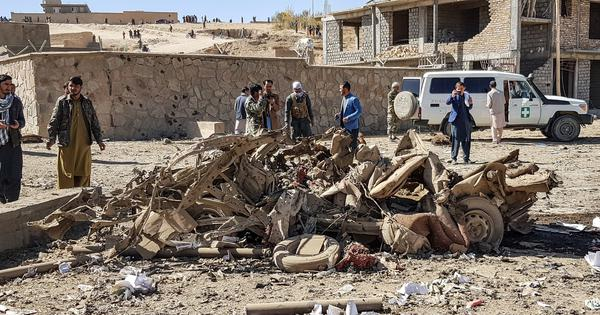 Afghanistan: At least 12 dead, over 100 wounded in suicide car bombing in Ghor province