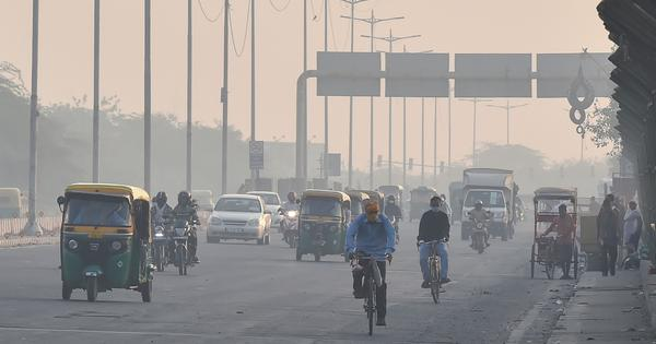 Delhi air quality turns 'severe' for first time this season, improvement expected over weekend