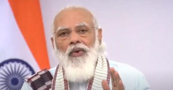 Coronavirus still here, must not let situation worsen during festival season, says Modi