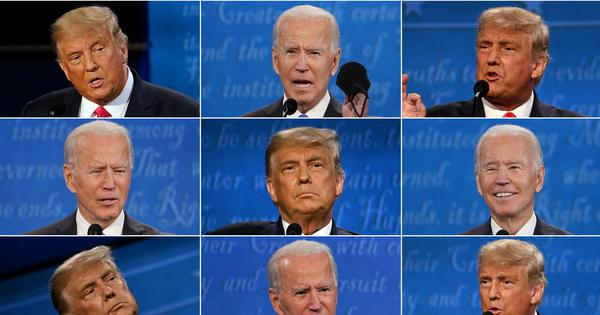 'The winner was Kristen Welker': Late show hosts analyse US presidential debate between Trump, Biden