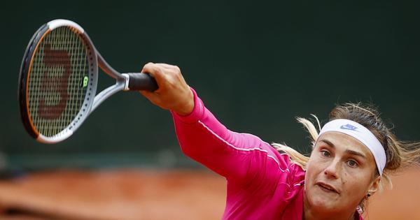 Tennis: Sabalenka fights back from brink to beat Gauff, Kudermetova knocks out Pliskova at Ostrava