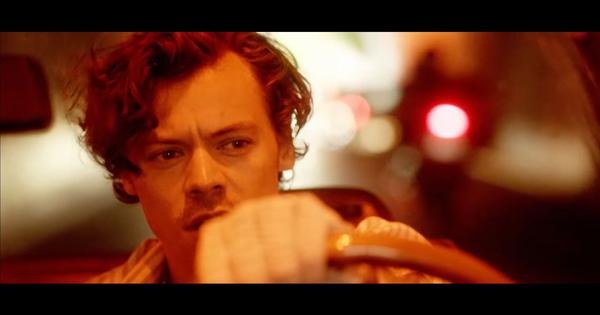 Watch: Singer Harry Styles drives around the Amalfi coast in Italy in this 'Golden' new music video