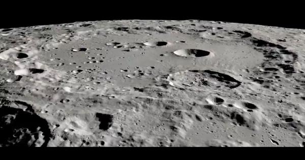 Watch: NASA finds water on the moon's sunlit surface too for the first time