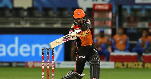 IPL 2020: Wriddhiman Saha, Rashid Khan power SRH to 88-run victory against Delhi Capitals