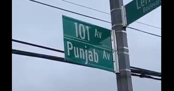 Punjab Avenue: A street in New York's Queens has a new co-name to honour the community