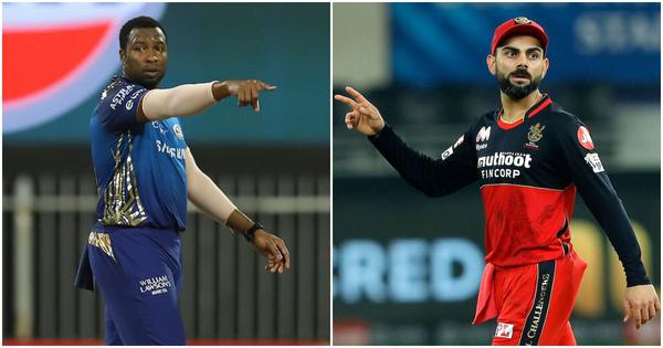 IPL 2020, MI vs RCB live updates: ABD, Padikkal  fall as RCB lose all momentum
