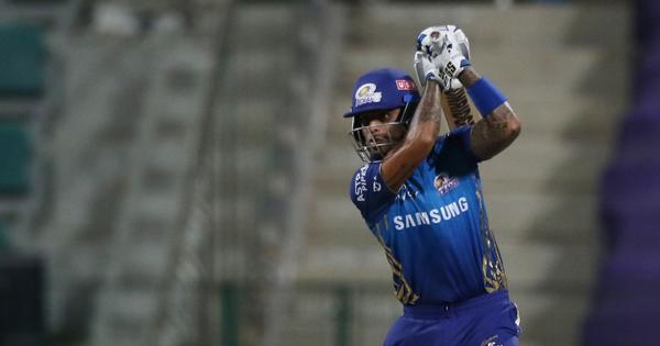 IPL 2020: Suryakumar makes big statement as he leads MI to a five-wicket win over RCB