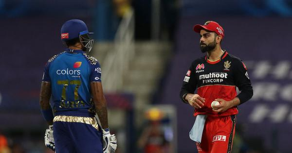 The Virat Kohli-Suryakumar Yadav stare-off: Should the Indian captain show more restraint?