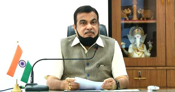 'I am ashamed this project took so long to finish': Nitin Gadkari on NHAI building inauguration