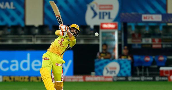 Watch: Gaikwad, Jadeja help CSK pull off impressive chase as KKR's playoff hopes take a hit