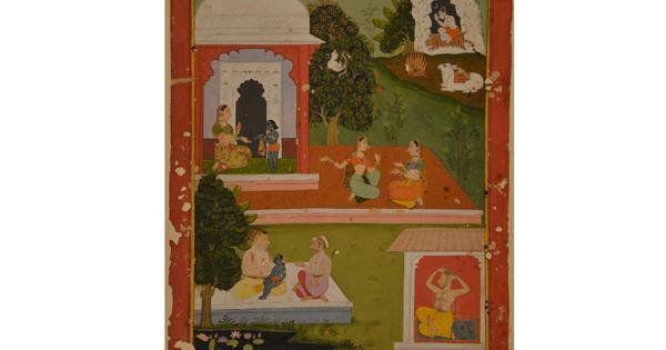 Weekend Quiz: Which medieval poet wrote 'Sur Sagar', a poem about Lord Krishna?
