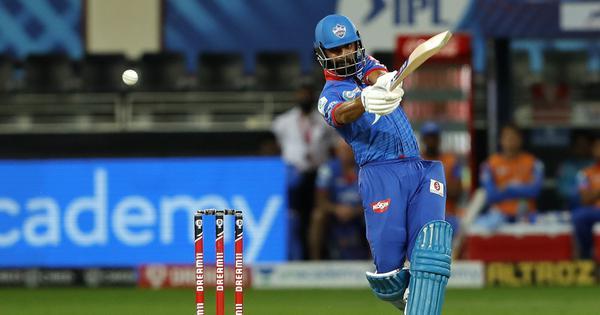 IPL 2020: Three losses don't make us a bad team, says Delhi Capitals opener Ajinkya Rahane