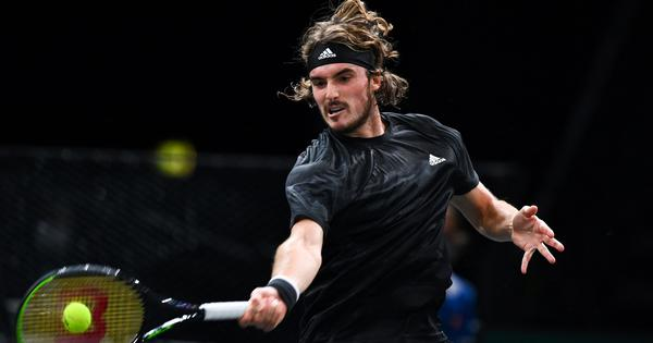 Tsitsipas downs Khachanov in thriller to set up blockbuster semi-final with Rublev at Rotterdam