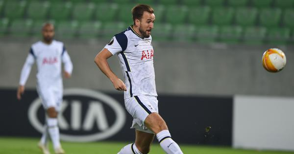 Europa League: Lille stun high-flying AC Milan; Harry Kane reaches milestone in Tottenham victory
